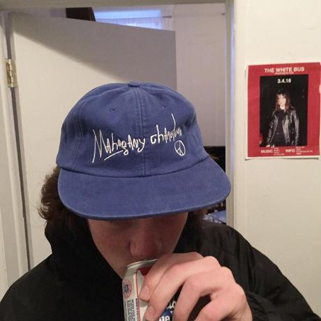 """MC OLDSCHOOL "" B.B. CAP (BLUE)"