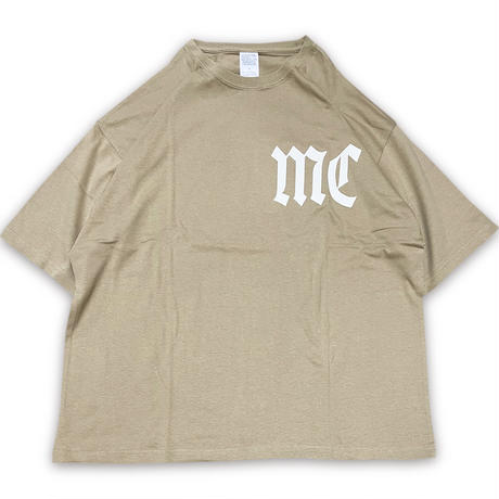"""""""OLD ENGLISH """" T-SHIRTS (BEIGE)"""