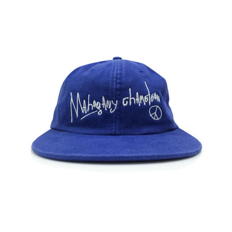 """MC OLDSCHOOL "" B.B. CAP (BLUE)"