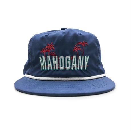 5PANEL NYLON BEACH CAP (CALI BLUE)