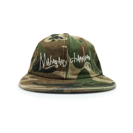 """MC OLDSCHOOL "" B.B. CAP (CAMO)"