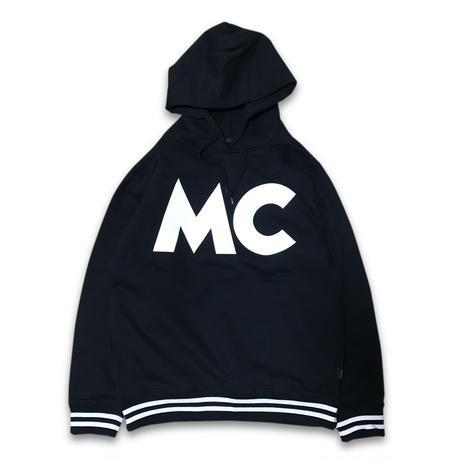 """""""MC OLDSCHOOL"""" HOODIE (BLACK)"""