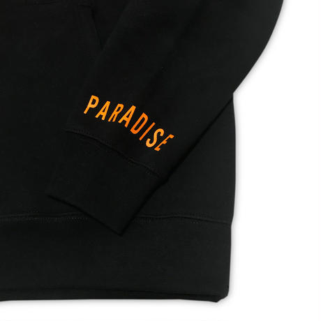 """Oh Boy"" SWEAT PARKER (BLACK)"