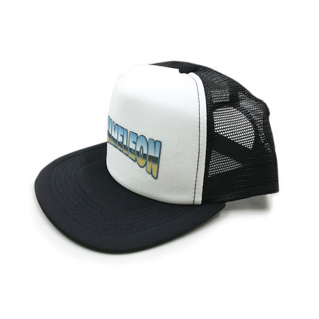 """OLD SCHOOL"" MESH CAP (BLACK)"
