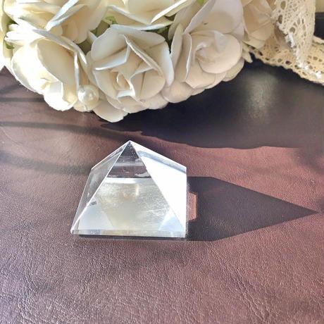 ロッククリスタル  ピラミッド 3A
