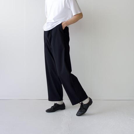 tr stretch/easy pants/black