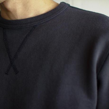 dry fleecy fabric/sweatshirt/size2/charcoal gray