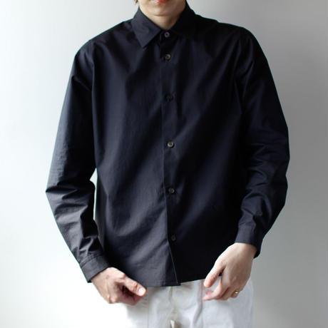 air tumbler cotton/modest stitch shirt/black/size1