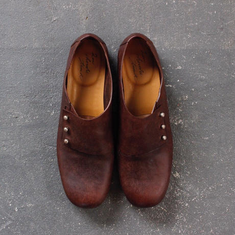 SHOE&SEWN/Medoc/Tabacco/MAN