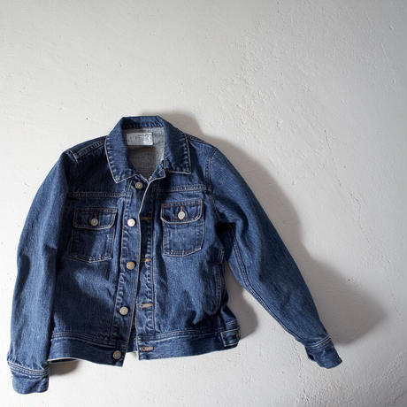 14oz. jean jumper/vintage wash
