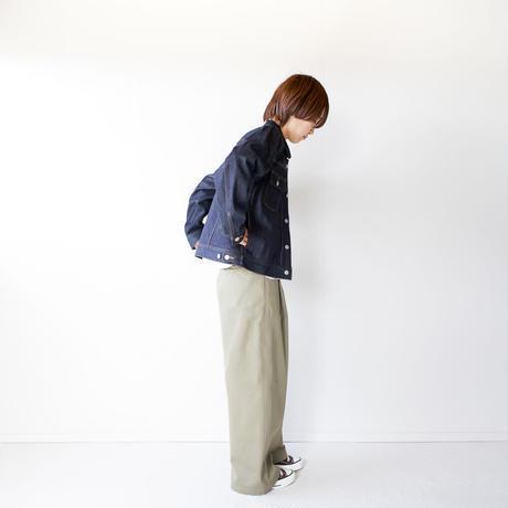14oz. jean jumper/non wash