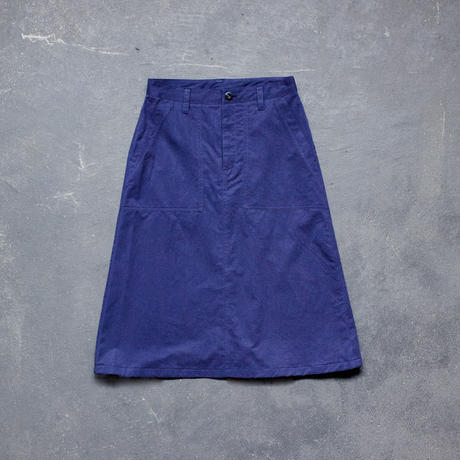 bio-processing skirt/navy