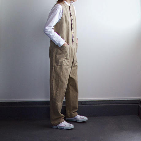 original cotton twill/overall