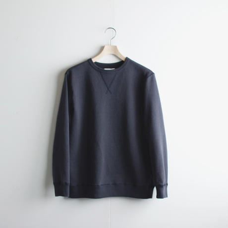 dry fleecy fabric/sweatshirt/size1/charcoal gray