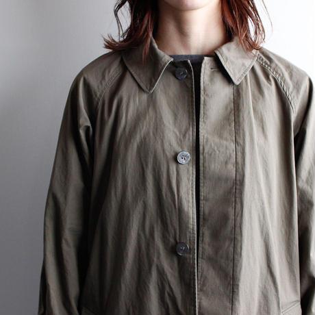 soutien collar coat/khaki