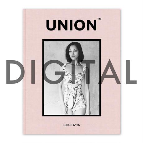 Union #05 PDF版 (電子書籍/Digital Version)