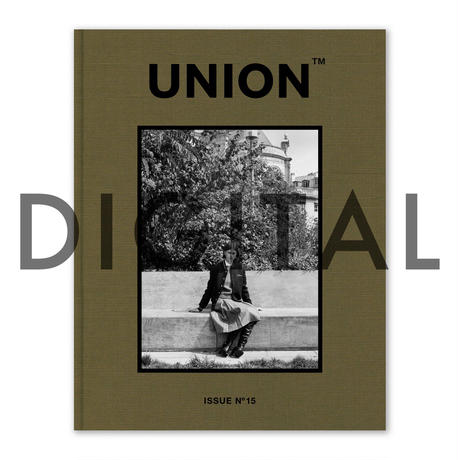 Union #15 PDF版 (電子書籍/Digital Version)