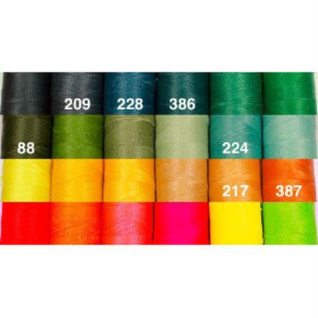 入荷!【まとめて割対象◎】Linhasita社製ワックスコード0.5mm . 長さ320m(ロウビキ紐・蝋引き紐 ・waxcord)