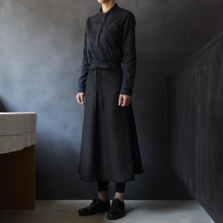 オリジナルスカートエプロン(ブラック)