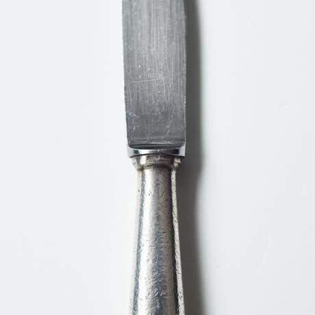 FRANCE シルバープレートナイフ