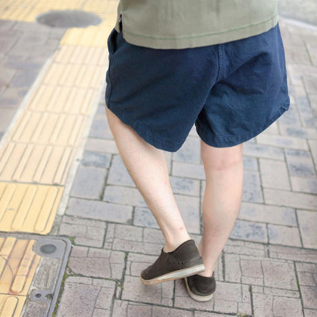 DEAD STOCK / FRENCH ARMY CHINO SHORTS - OVER DYE