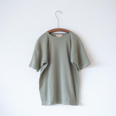 Olde Homesteader / CREW NECK SHORT SLEEVE- OLIVE