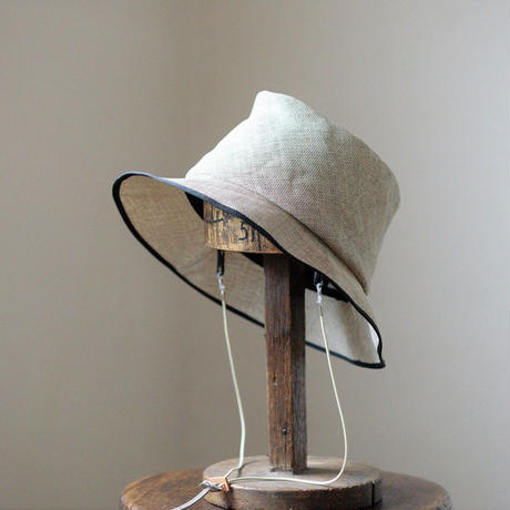 <Last 1> Nine Tailor / Christ Hat - SAND