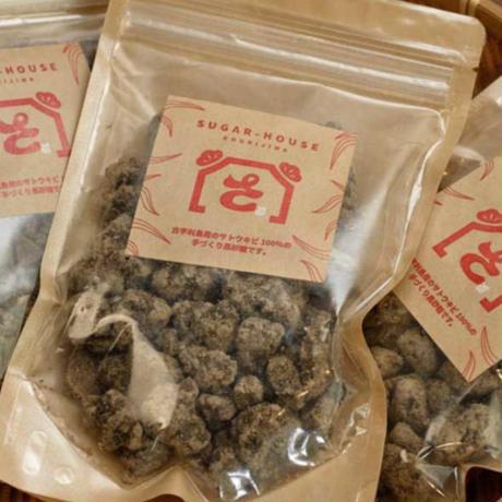古宇利島の純黒糖 さーたー家さんの贈り物(1袋)