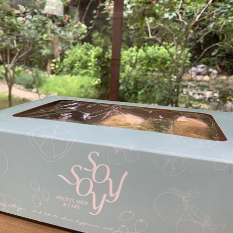豆乳スコーン(アソート)