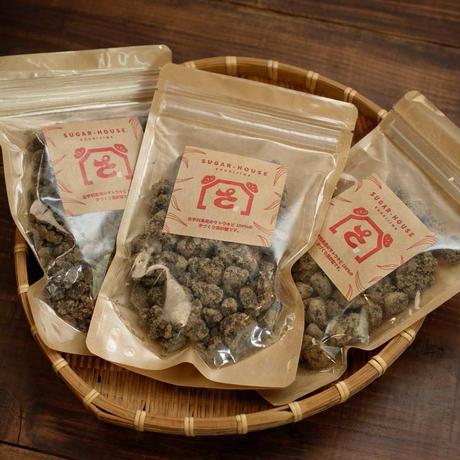 古宇利島の純黒糖 さーたー家さんの贈り物(3袋セット)