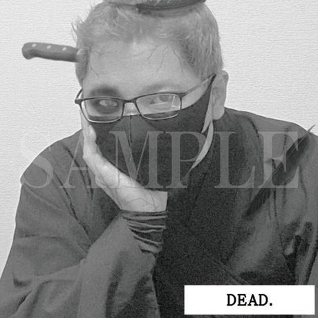 【C yana】Tシャツ「 DEAD. 」(期間限定)IC-T07-01