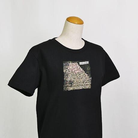 【C yana】Tシャツ「Is it a fake?  無縁仏」(期間限定)IC-T06-01-10