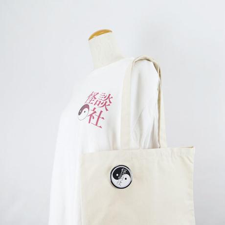 【怪談社】ロゴバッジ BO01