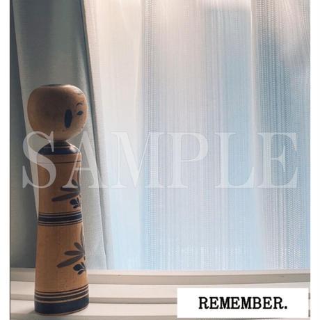 【C yana】Tシャツ「REMEMBER. 」(期間限定)IC-T07-06