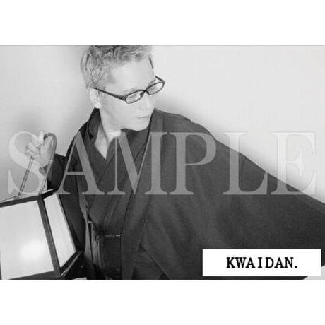 【C yana】Tシャツ「KWAIDAN. 」(期間限定)IC-T07-04