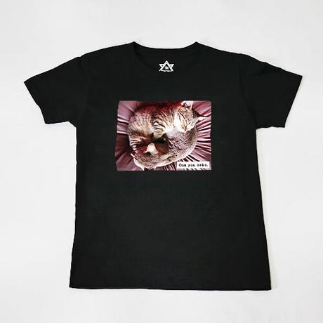 【C yana】Tシャツ「Onm you neko. 」(期間限定)IC-T07-08