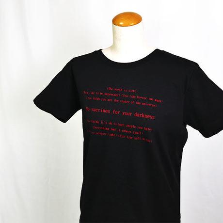 【C yana】Tシャツ「闇」(期間限定) IC-T01