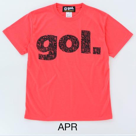 gol/ゴル/フェイクコットンドライシャツ<ARGENTINA>(APR)【G992-718-044】