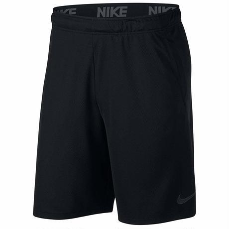 【トレーニングパンツ】NIKE/DRI-FIT ショート 4.0(ブラック/ダークグレー)【890812-010】