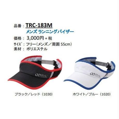 【ランニング】R×L アールエル/メンズランニングバイザー【TRC-183M】