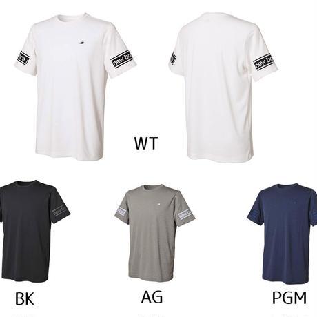 new balance/ニューバランス/T360 Line ショートスリーブTシャツ 【JMTP8125】
