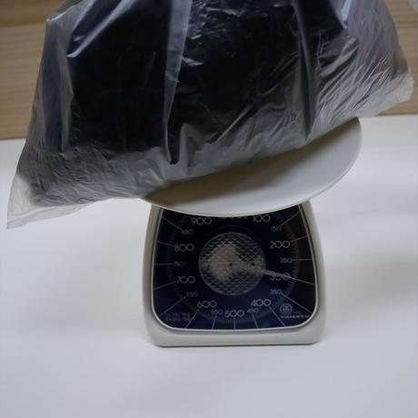 西陣織で使われている 経糸の残糸 濃紺色 着払い発送