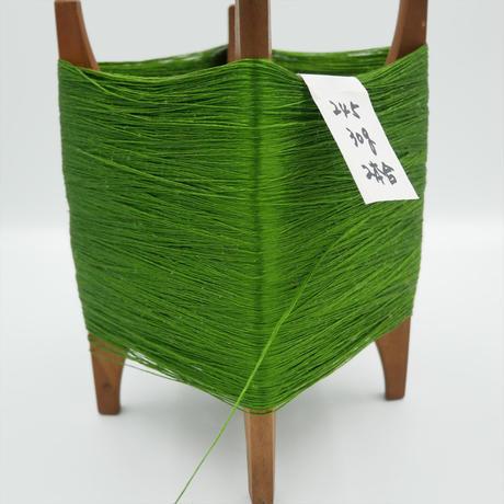 国産絹糸 江州だるま糸 西陣織で使われている手機用緯糸 木枠付き no.245