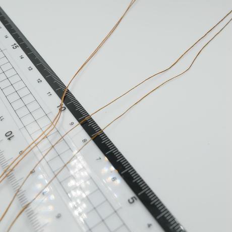 国産絹糸 江州だるま糸 西陣織で使われている手機用緯糸 木枠付き no.78