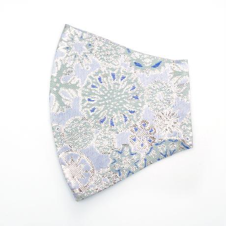 T様 西陣織マスク 特注ありがとうございます。特注サイズ+200円で承ります。