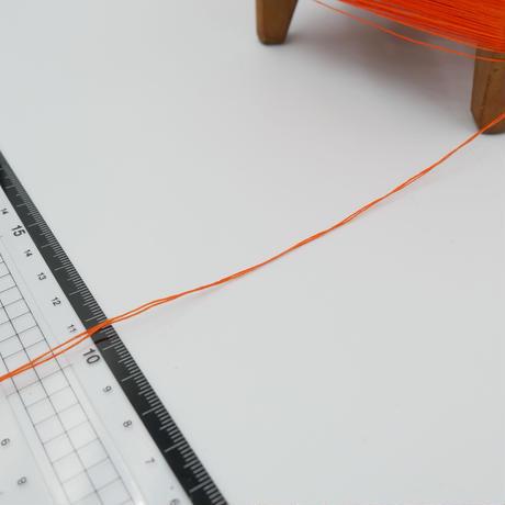 国産絹糸 江州だるま糸 西陣織で使われている手機用緯糸 木枠付き no.79