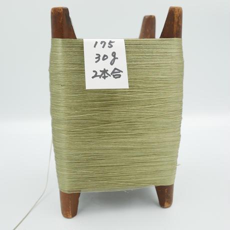 国産絹糸 江州だるま糸 西陣織で使われている手機用緯糸 木枠付き no.175
