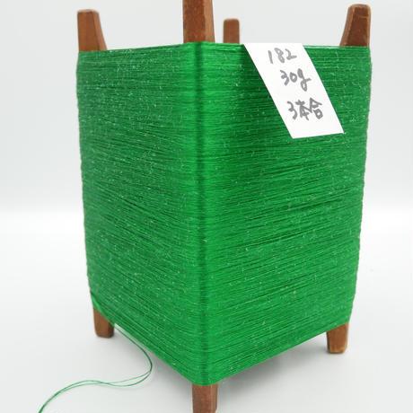 国産絹糸 江州だるま糸 西陣織で使われている手機用緯糸 木枠付き no.182