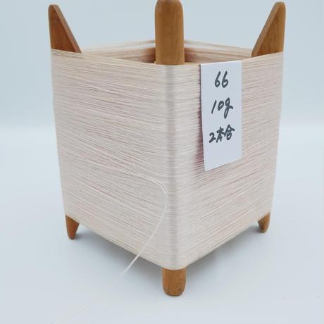 国産絹糸 江州だるま糸 西陣織で使われている手機用緯糸 木枠付き no.66