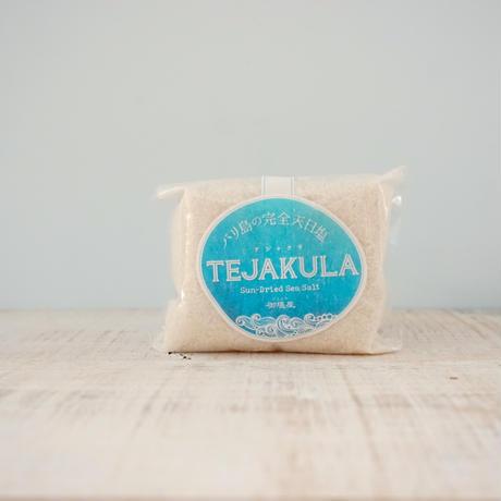 TEJAKULA バリ島の完全天日塩【粗塩】詰め替えパック150g